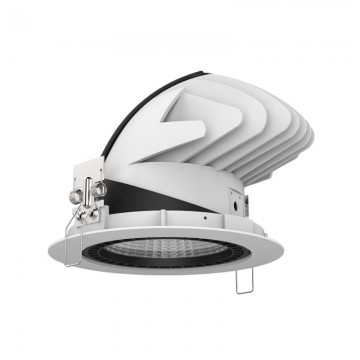 40w Adjustable Recessed Led Ceiling Lights Dimmable Led